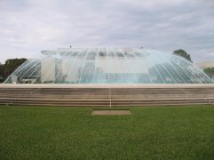 Water Dome at Florida Southern